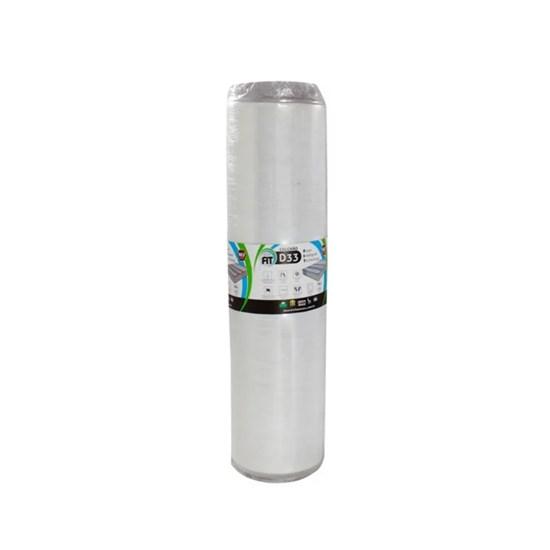 Colchão De Solteiro Mola 88X188x25cm Fit Branco