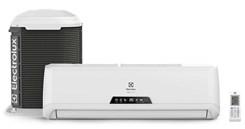 Condicionador De Ar 12K Btu Quente Frio Electrolux Ve12/Vi12