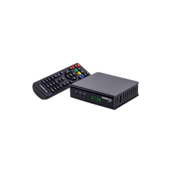 Conversor Digital De Tv Gravador Cd730 Preto