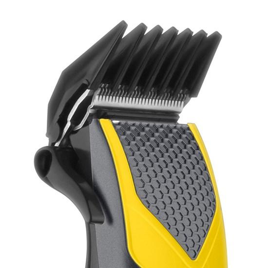 Cortador De Cabelos Master Cut Preto/Amarelo