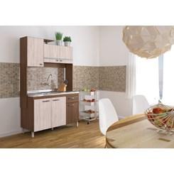 Cozinha Compacta Gabi Móveis Sul Palermo Nature