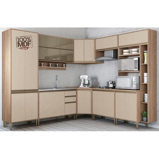 Cozinha New Atena 9 Peças