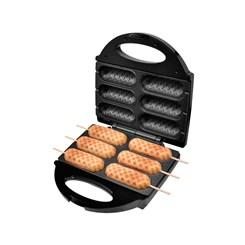 Crepeira E Hot Dog 6 Crepes Britania Six Preto