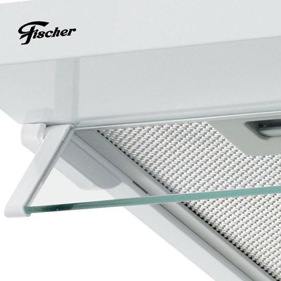 Depurador Ar 80Cm Fischer New Classic Branco