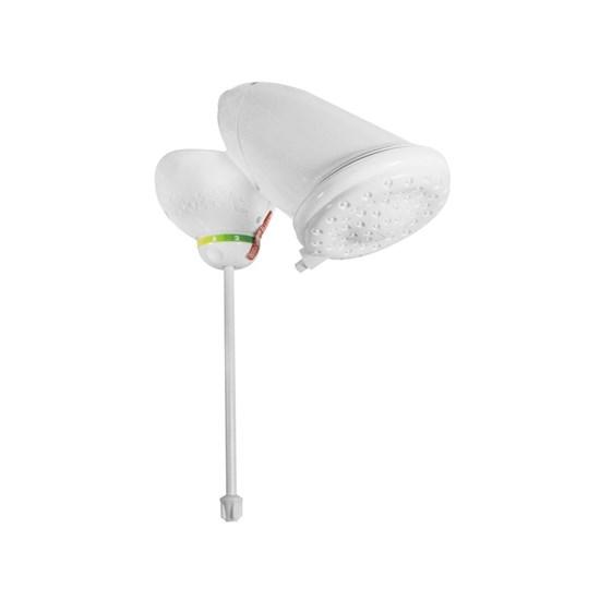Ducha Multitemperatura Spot 8T 6800W Branco