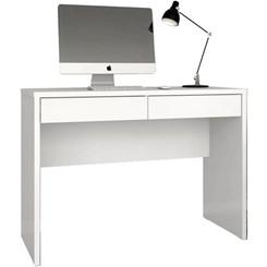 Escrivaninha Jb 6080 Luxo  Branco