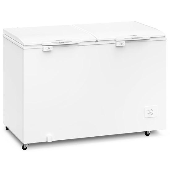 Freezer Horizontal 400L 2 Portas H440 Branco