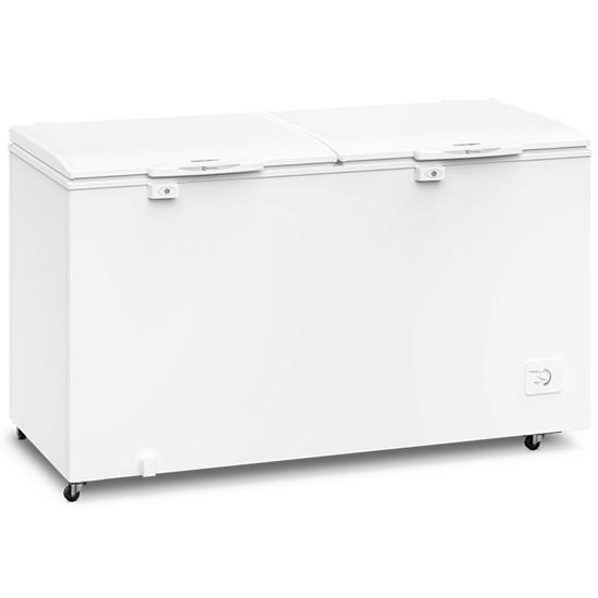 Freezer Horizontal 513L 2 Portas H550 Branco
