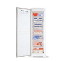 Freezer Vertical 203L Fe26 1 Porta Branco