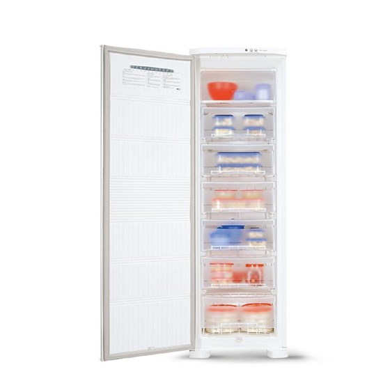 Freezer Vertical 203L Fe26 Electrolux Branco