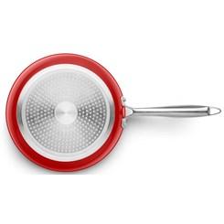 Frigideira Granito Gourmet N28 Mta Vermelho