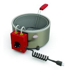 Fritadeira Industrial Elétrica Progás 3L Inox