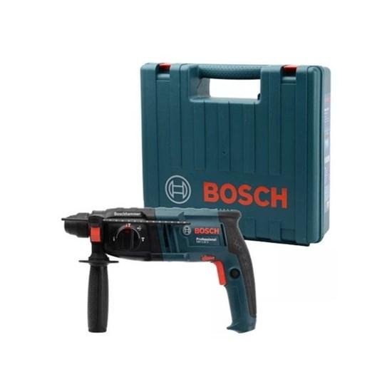 Furadeira Martelete Perf/Romp Bosch 650W Azul