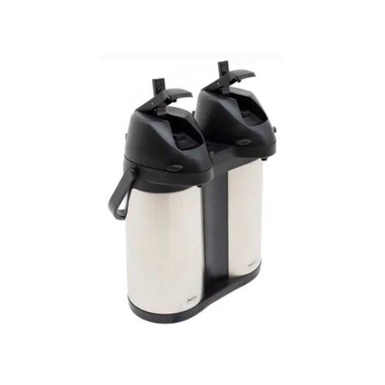 Garrafa Térmica Inox Dupla Airpot 3,8L Inox