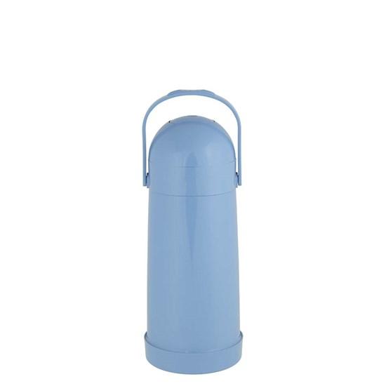 Garrafa Térmica Pressão Nobile 1,0L Azul