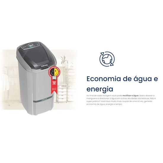 Lavadora De Roupas 10Kg Lcs10 Colormaq Prata