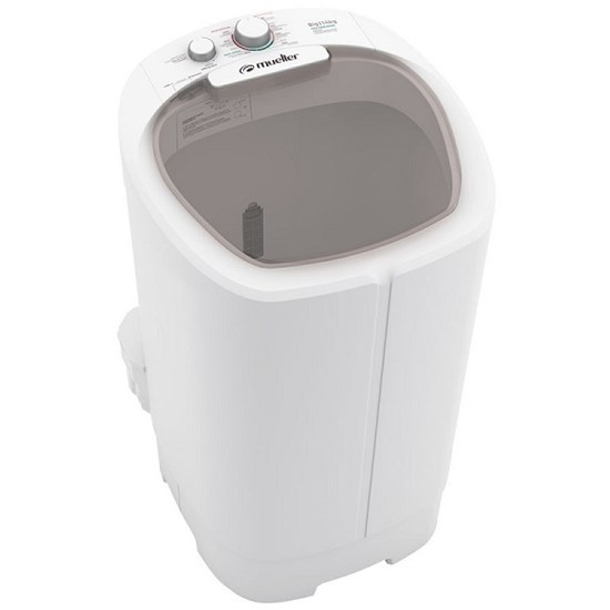 Lavadora De Roupas 14Kg Big Mueller Branco