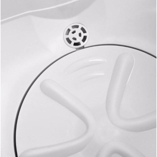 Lavadora De Roupas 4Kg Lis Wanke Branco/Lilas