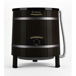 Lavadora De Roupas 5Kg Madeira Wanke Preta