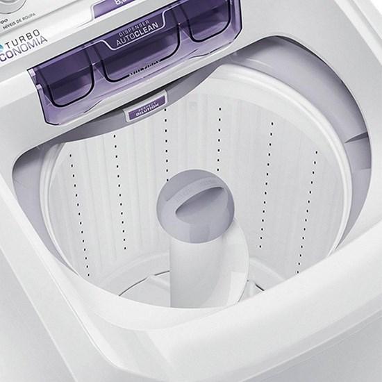 Lavadora De Roupas 8.5Kg Lac9 Electrolux Branco