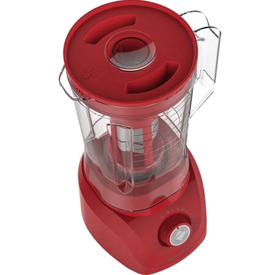 Liquidificador Cadence Robust 12V Liq411 Vermelho