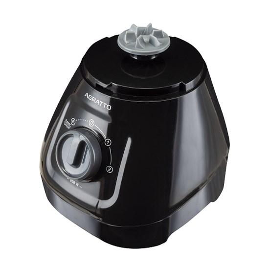 Liquidificador Forza 1,5L 850W Agratto Preto