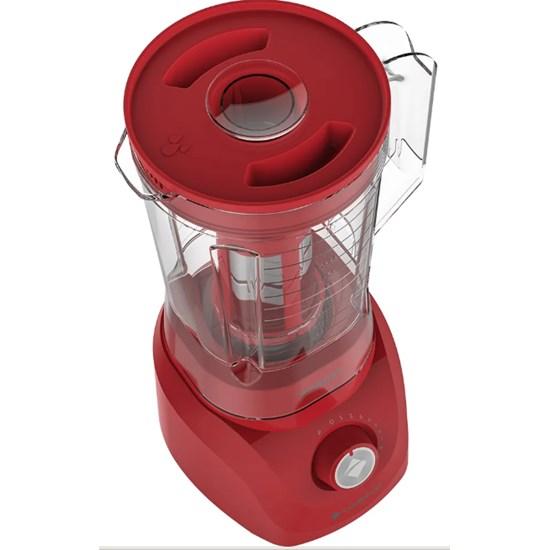 Liquidificador Robust Liq400  Cadence Vermelho
