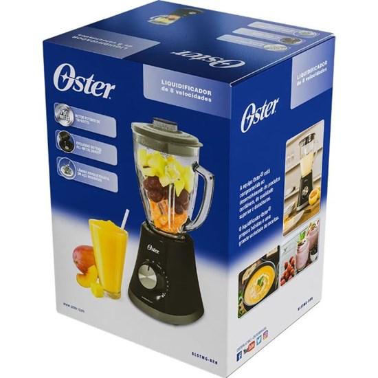 Liquidificador Super Chef Oster Preto