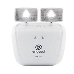 Luminária De Emergência Autônoma Bla1000 Branco