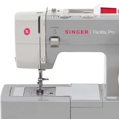 Máquina De Costura Facilita Pro Singer Branco