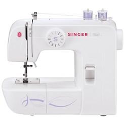 Máquina De Costura Start 1306 Singer Branco