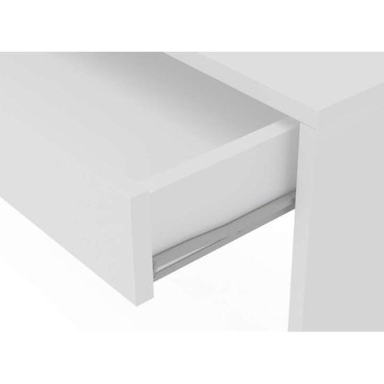 Mesa Para Escritório Lindóia Politorno Branco