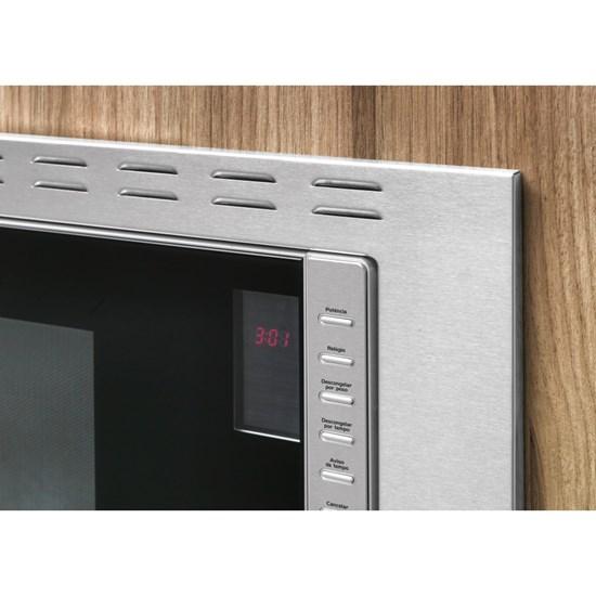Micro Ondas 25L Fit Line Embutir Fischer Inox