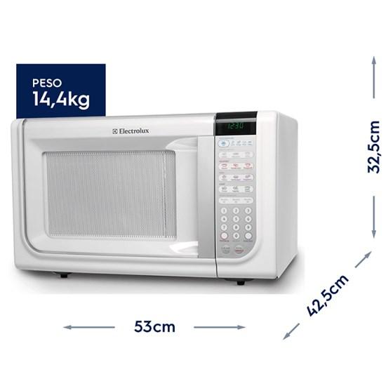 Micro-Ondas 31L Mef41 Electrolux Branco