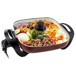 Panela Elétrica Super Chef Ceramic Bpe05 Vermelho