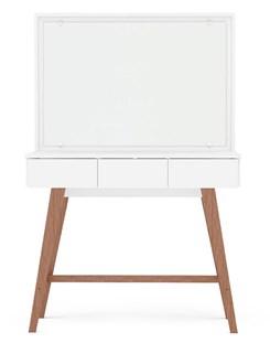 Penteadeira Ipanema Politorno Branco