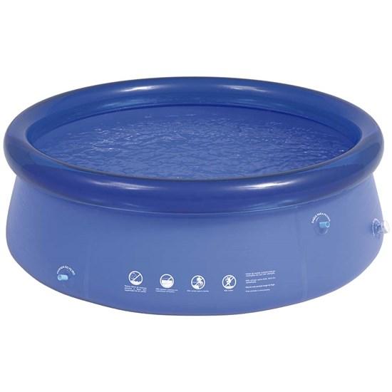Piscina Inflável 1000 Litros Mor Azul