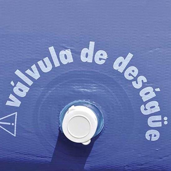 Piscina Inflável 2400 Litros Mor Azul