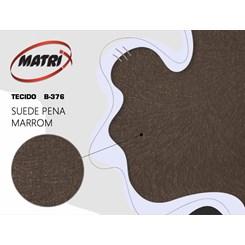 Poltrona Clio Reclinável Mx24 Matrix Marrom 376