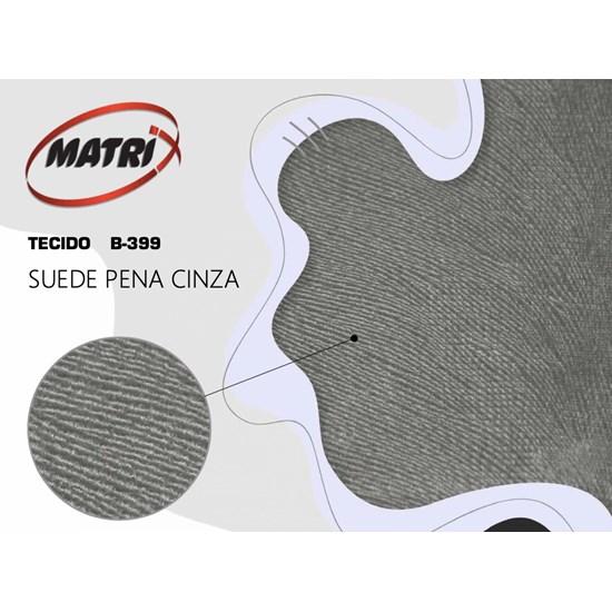 Poltrona Pallas Reclinável Mx5 Cinza399