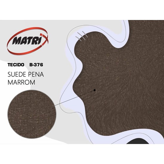 Poltrona Reclinável Montana Matrix Marrom 376