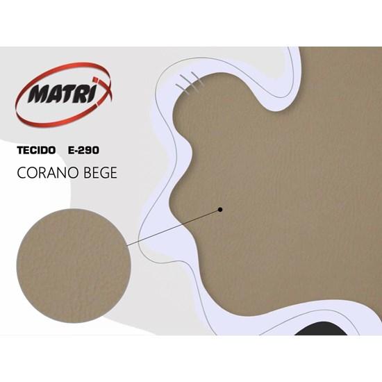 Poltrona Thainá Matrix Bege Corino 290