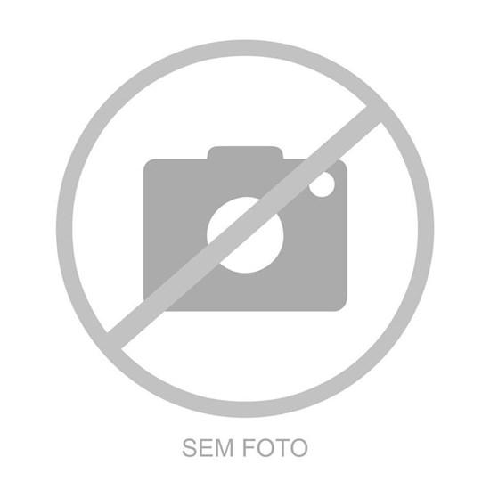 Aéreo 120Cm 3Pts Sem Vidro Camille Amêndoa/Preto Fosco