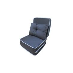 Puff Conforto Maringa D20 60X60x10 Azul