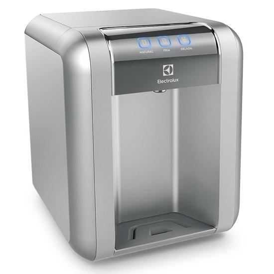 Purificador De Água Pe11x Painel Touch Prata