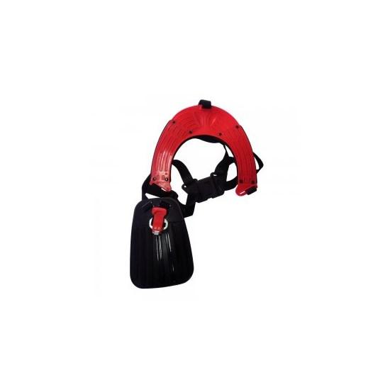 Roçadeira A Gasolina Cid 430 Série A Vermelho