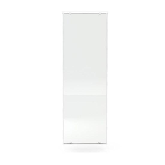 Sapateira Com Espelho Itajaí Politorno Branco