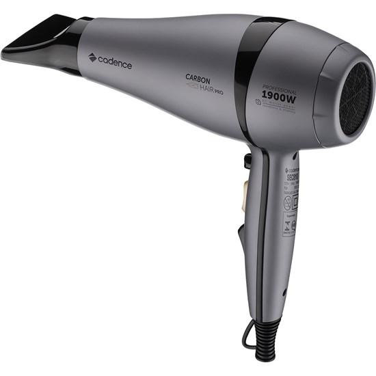 Secador Profissional Carbon Hair Cadence Cinza