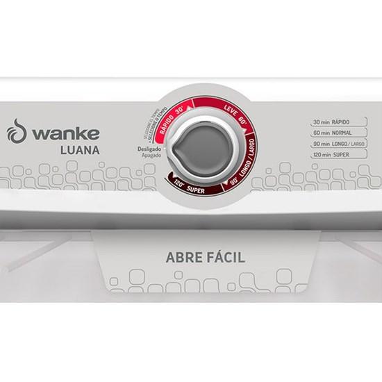 Secadora De Roupas 8Kg Luana Wanke Branco