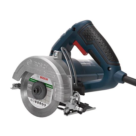 Serra Mármore Titan Gdc 150 1500W Bosch Azul/Prata